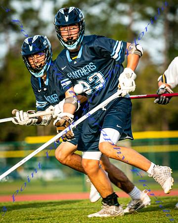 Dr Phillips Lacrosse vs TPS - March 11, 2020