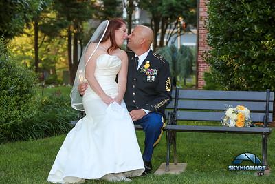 GENIE AND STEVE MAGICAL WEDDING