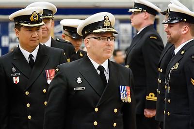 2016 HMCS Unicorn Inspection