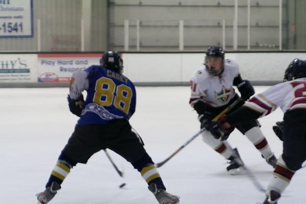 Hatfield Ice Dogs 16A White at Delaware Ducks 12-22-2013