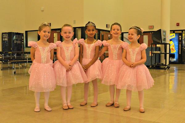 Miss Hope's Ballet Show Jun 2014