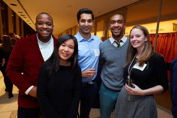 2016 New York Holiday Reception