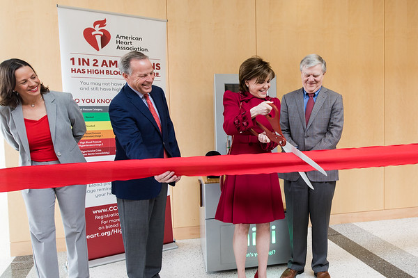 AHA Ribbon Cutting - 3/7/19