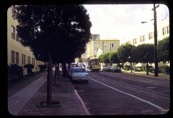 San Francisco Trip 1972
