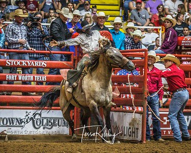 2019 PRCA Stockyards Pro Rodeo 7-27-19