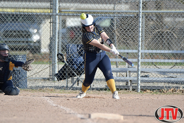 Softball Hillsdale at Columbia Central for 04-13-2021