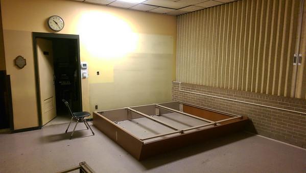 NIRC summer construction