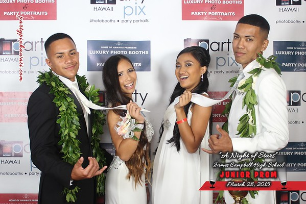 Campbell HS Jr Prom 2015 (Red Carpet Wall)