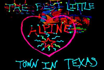 Texas-Alpine