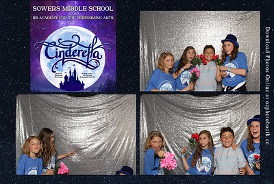 Cinderella Cast Party