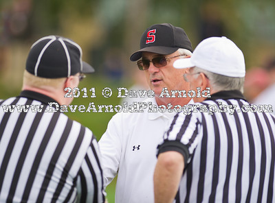 9/24/2011 - Varsity Football - Nobles vs St. Sebastians