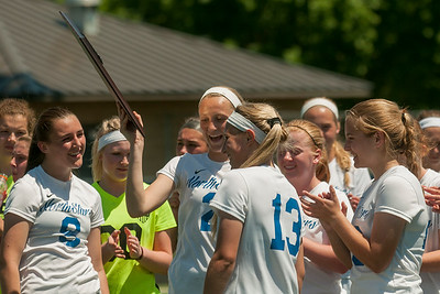 St. Charles North soccer sectional