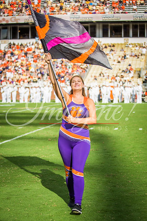 Clemson at Georgia Tech - Photos by Christopher Sloan and Tamara Bowen