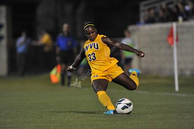 28525 WVU Women's soccer Texas Tech September 2012