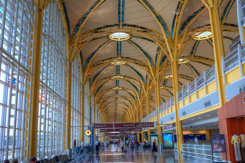 Reagan National Airport  http://sillymonkeyphoto.com