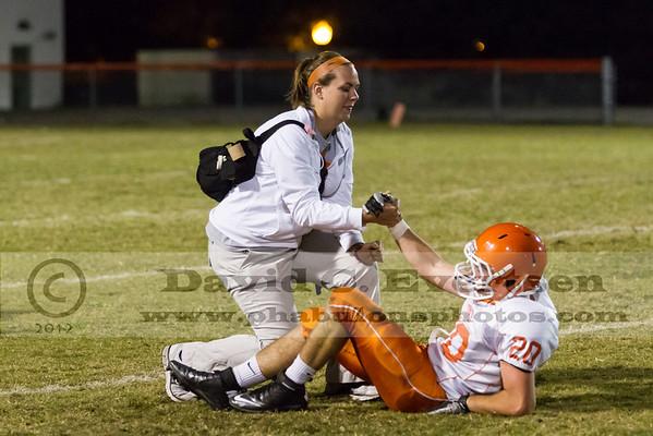 Boone JV Football #20 - 2012