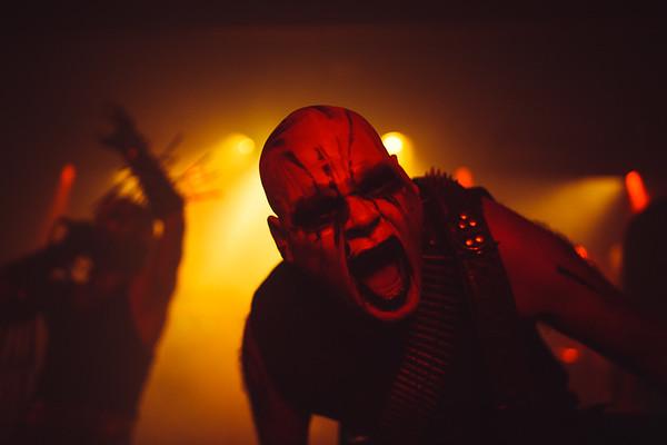 Gorgoroth + Kampfar + Gehenna + Dunkelnacht - December 2015