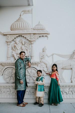 Arun & kids