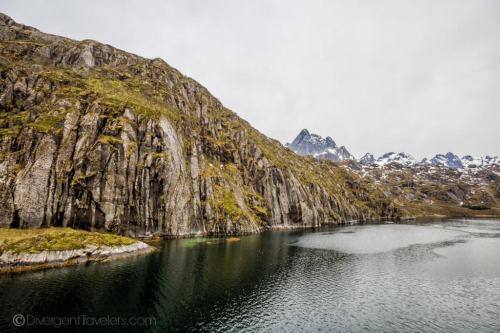 Norway photos - Trollsfjord - Lina Stock