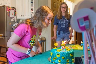 2018 Jenna's birthday