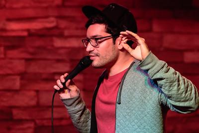 2016 5-3 Harp Inn Comedy
