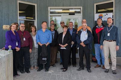 Moosonee Health Centre Reopening 2015 July 15