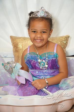 Ava Lockley 4th Birthday