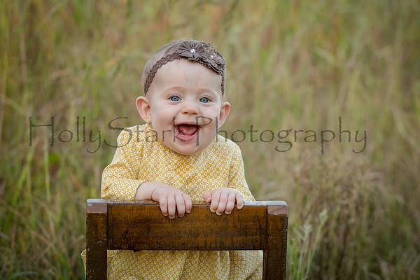 Peyton {8 months}