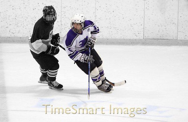 Baldwin Hockey Player #15
