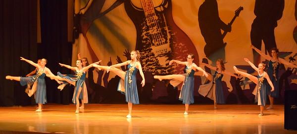 Durante's Dance Studio Recital