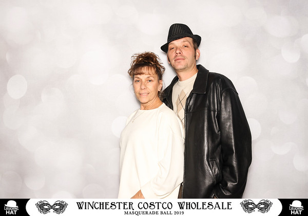 Winchester Costco Masquerade Ball