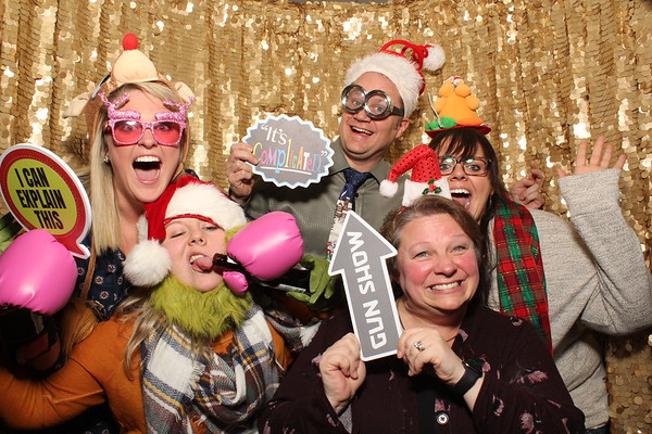 Tomah Health Hospital Party 12-7-2019 IMAGES