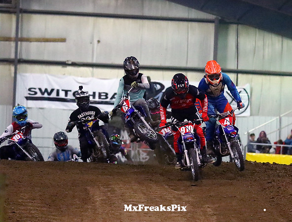 Switchback indoor Pit Bike race.   12/5/20 gallery  4/4