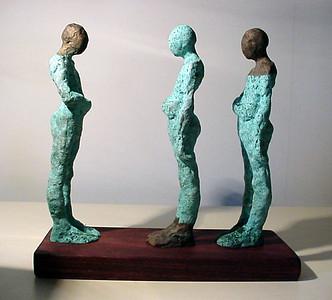 Bronzes 2001