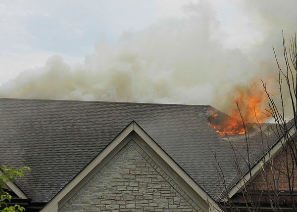 Barrington Fire Department Box Alarm Residential Fire - July 9, 2013