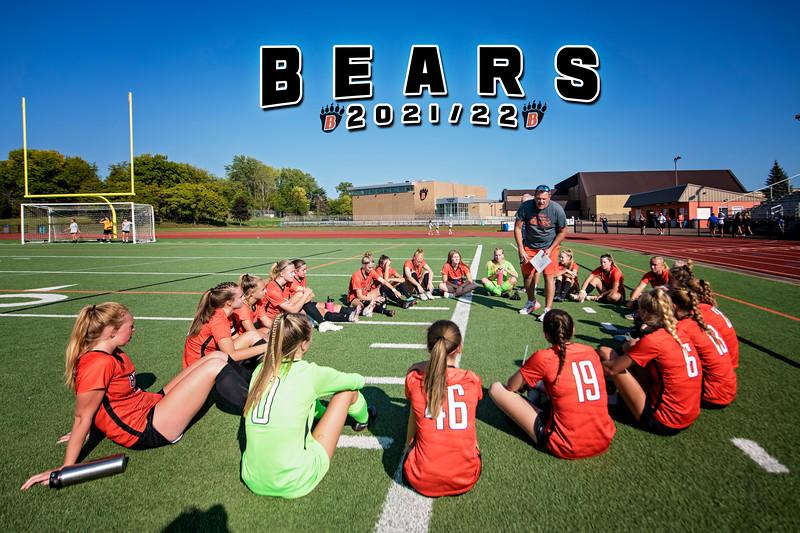 WBL Girls Soccer -V-Rosemount