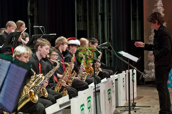 Holiday Jazz Band Concert - Dec. 8, 2011