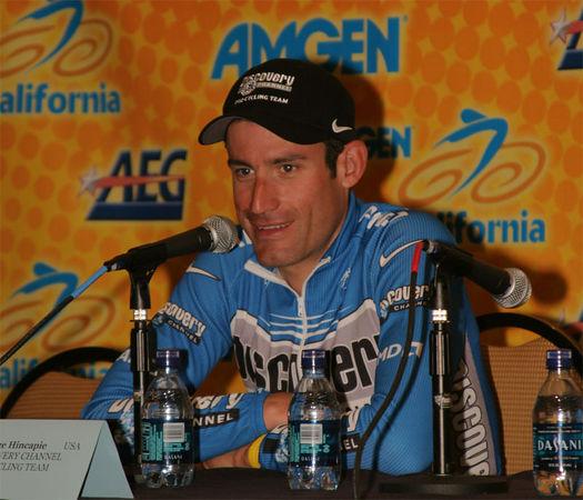 2006 Stage 5 - Santa Barbara Podium and Press Conference