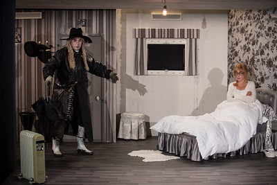 Théâtre de Carouge, Feu la mère de madame et les Boulingrins