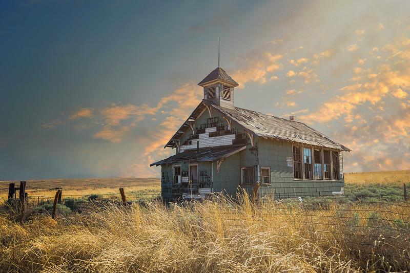 Washington State Schoolhouses