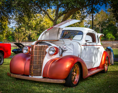 Alvin Car Shows