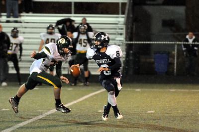 2009 McDowell Football