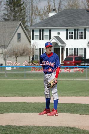 St. Clair V Boys Baseball Ag. L'Anse Creuse