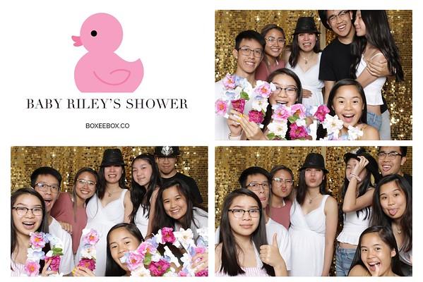 Baby Riley's Shower