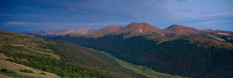 Views Along Trail Ridge Road