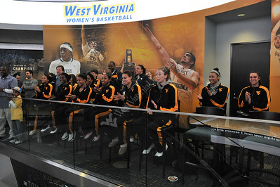 28199 WVU Women's NCAA Selection March 2012