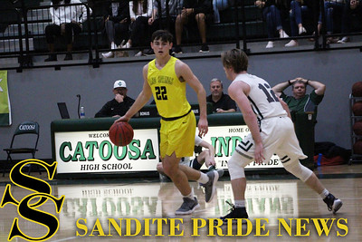 3/9/2018 Sand Springs vs Norman North