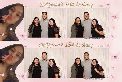Adriena's 18th Birthday