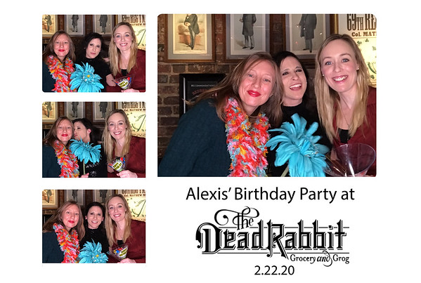 Alexis Michael's Birthday Party!