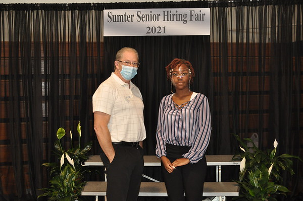 2021 - Senior's Job Hiring Fair